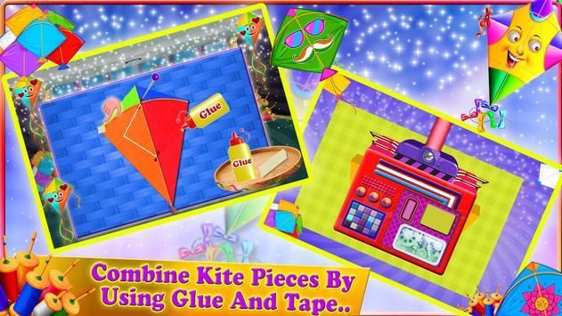 Kite Flying Factory - Kite Game screenshot 3