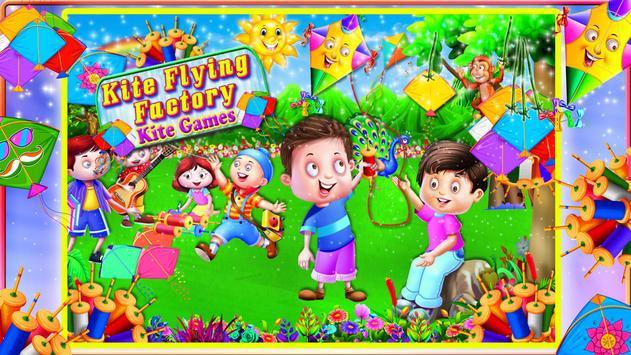 Kite Flying Factory - Kite Game screenshot 6