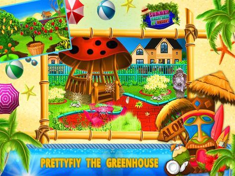 Summer Vacations at  Resort apk screenshot