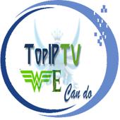 Top IPTV player icon