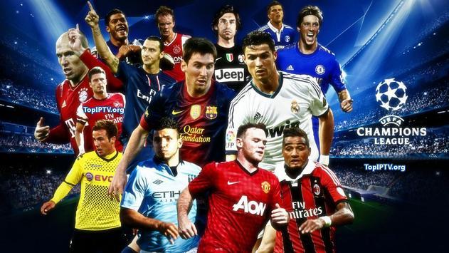 Top IPTV player apk screenshot