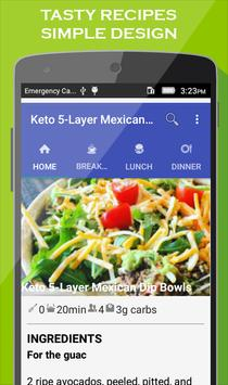 Keto diet app for android apk download keto diet app poster keto diet app captura de pantalla 1 forumfinder Choice Image