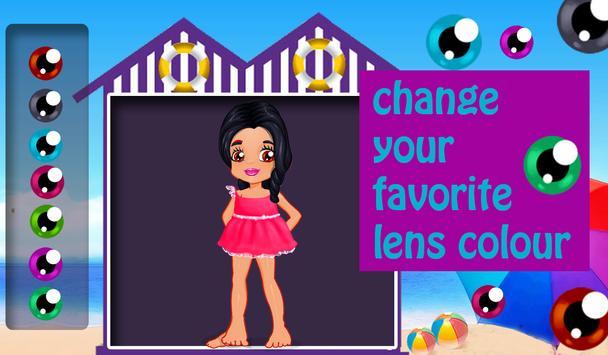 Baby Girl Summer Party Fun screenshot 2