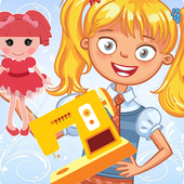 Baby Doll Fashion Tailor icon