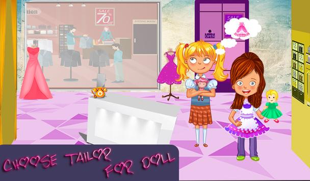 Baby Doll Fashion Tailor poster