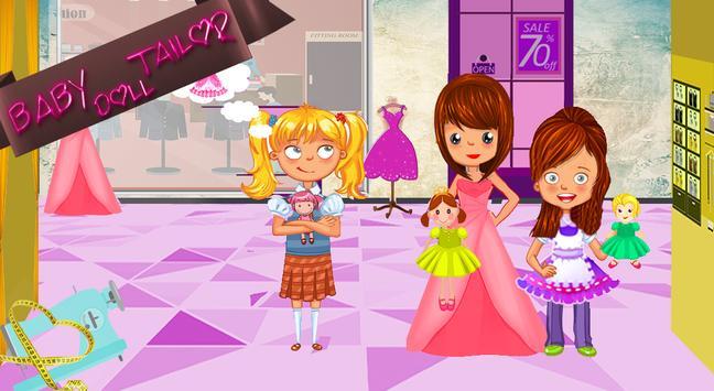 Baby Doll Fashion Tailor screenshot 10