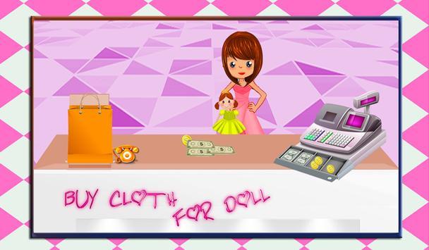 Baby Doll Fashion Tailor screenshot 3