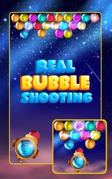 Real Bubble Shooting poster
