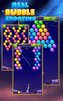 Real Bubble Shooting screenshot 3