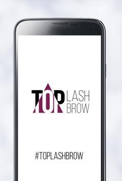 TopLashBrow apk screenshot
