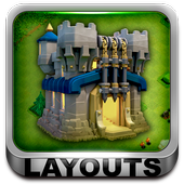 Best Bases for Clash of Clans icon