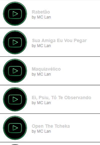Mc Lan Rabetao Kondzilla Letras Musicas Para Android Apk Baixar