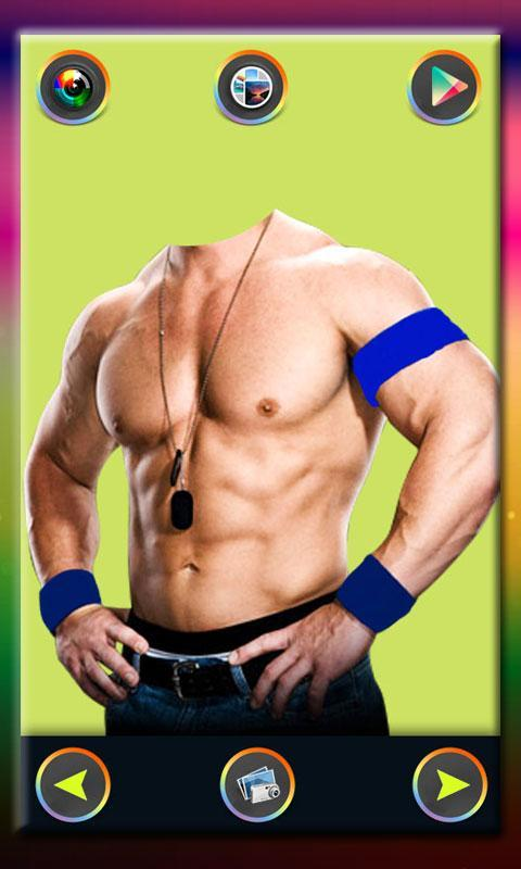 Gym Body Frames Edit. APK Download - Free Photography APP for ...