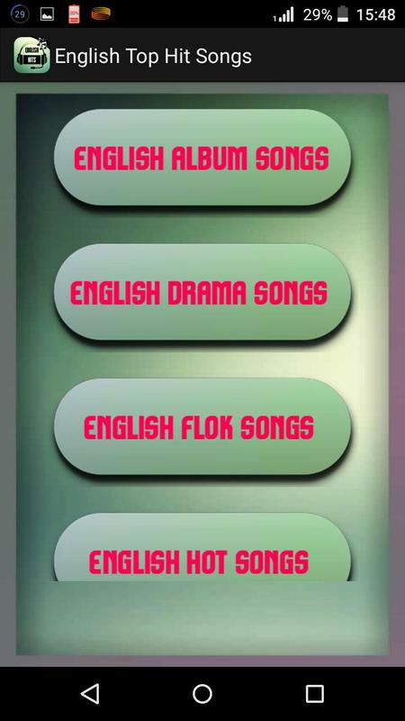 English top hit songs download