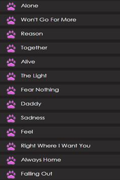 Selah Sue - Paw Lyrics apk screenshot