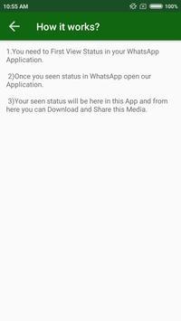 Status Downloader For Whatsapp screenshot 4