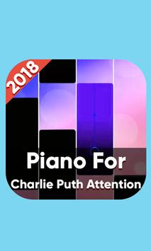 Charlie Puth Attention Piano Tiles Game for Android - APK