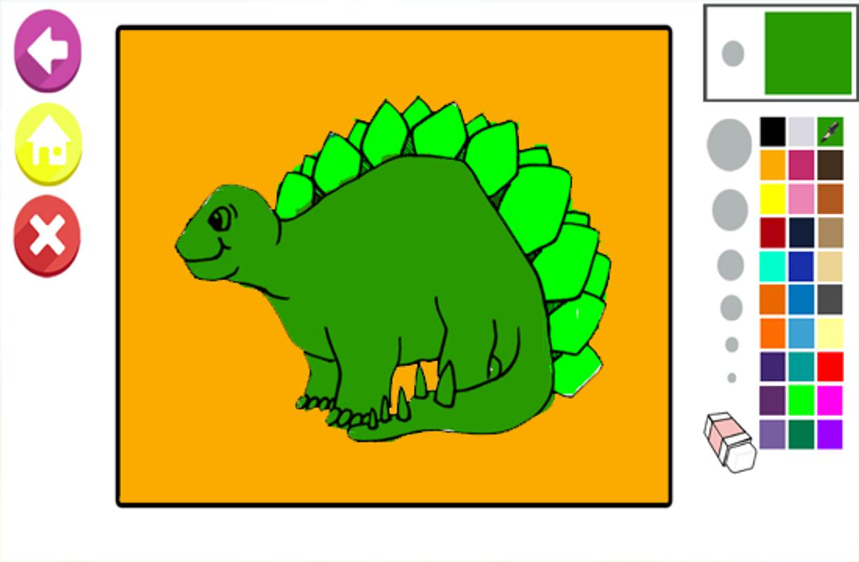Cartoon Dino Coloring Book Dinosaur For Android Apk Download