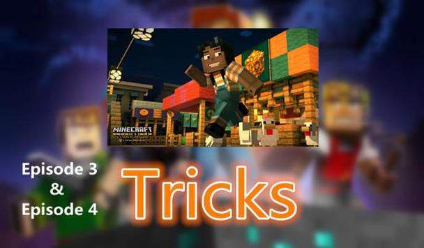 Guide Minecraft Story Mode 3-4 for Android - APK Download