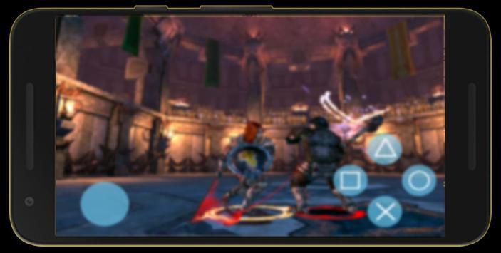 PSP / PS2  Emulator poster