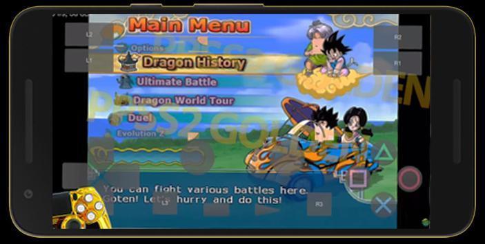 PSP / PS2  Emulator screenshot 1