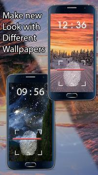 FingerPrint Screen Lock Prank screenshot 2