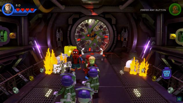 TopPro LEGO Marvel Super Heroes Guide screenshot 3