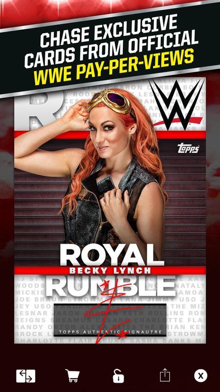 WWE SLAM: Card Trader APK Download - Free Entertainment ...