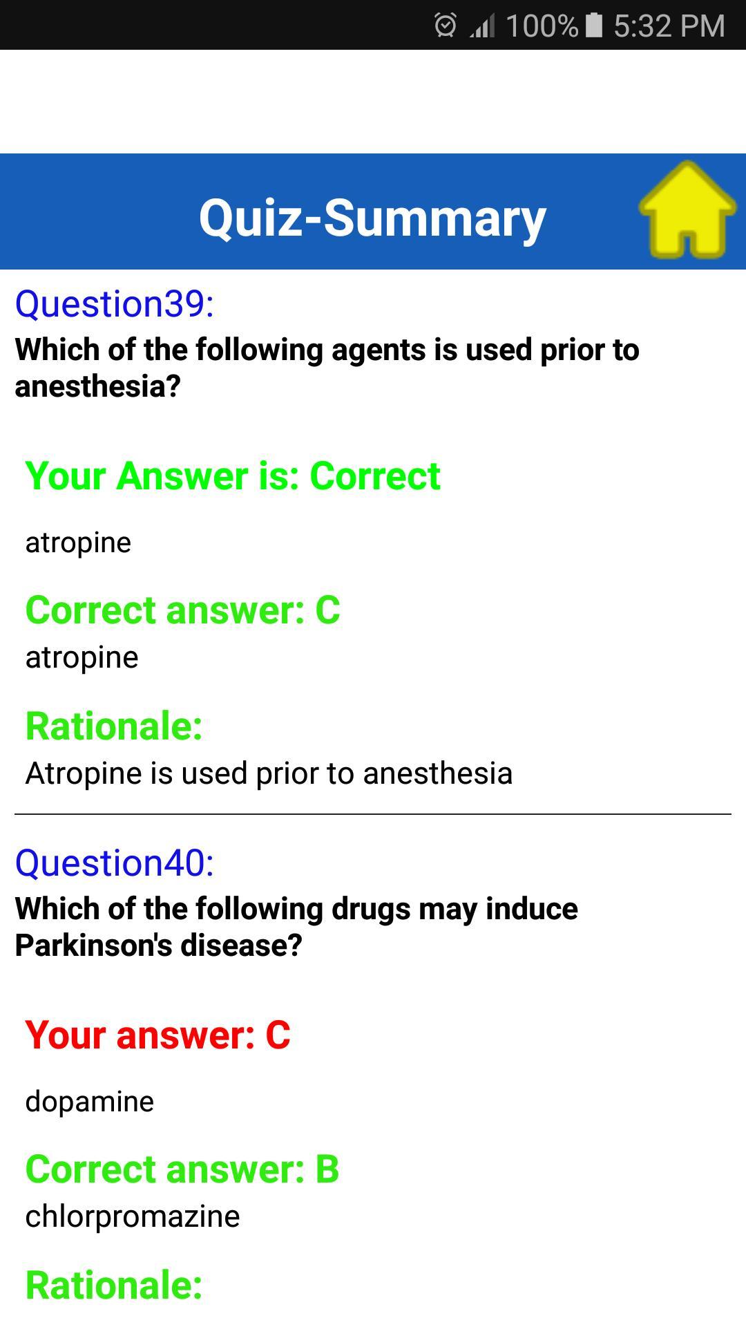 Pharmacology for NCLEX Nursing cho Android - Tải về APK