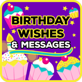 Birthday Wishes & Messages icon