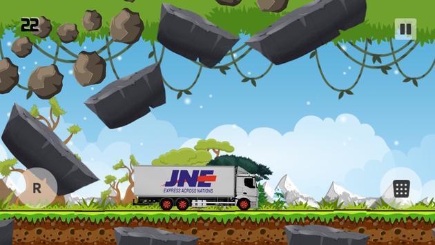 Truck Cargo Driving Games 3D poster