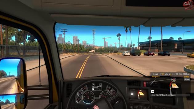 Truck Cargo Driving Games 3D apk screenshot