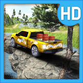 4x4 OffRoad Hilux Truck driving Extreme Games icon