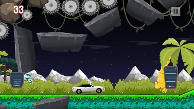 Traffic Car Hill Climb screenshot 1