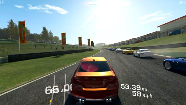 Mini Highway Racing car Games 2017 screenshot 2