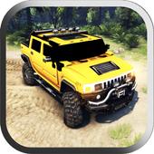 Extreme SUV Car Hill Climb icon