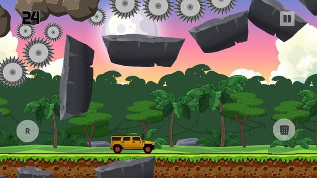 Extreme SUV Car Hill Climb apk screenshot