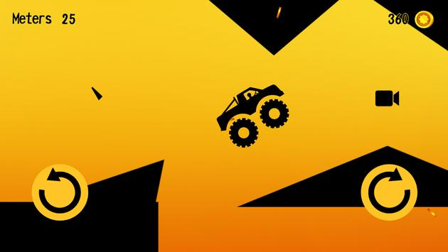 Monster Truck Hill Climb apk screenshot