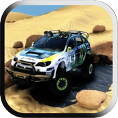New Offroad 4x4 SUV Car Games icon