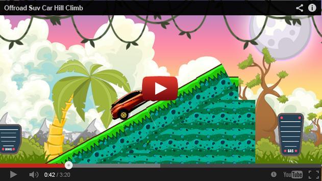 New Offroad 4x4 SUV Car Games screenshot 1