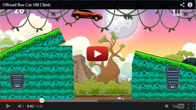 New Offroad 4x4 SUV Car Games screenshot 2