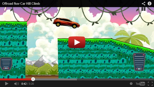 New Offroad 4x4 SUV Car Games screenshot 6