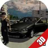 Criminal Russia Driver 3D icon