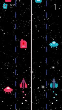 Left vs Right : Asteroids screenshot 1