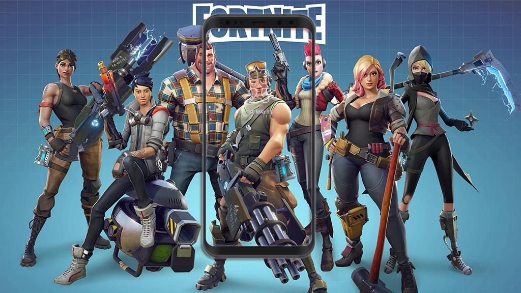 Fortnite Hd Wallpapers For Android Apk Download