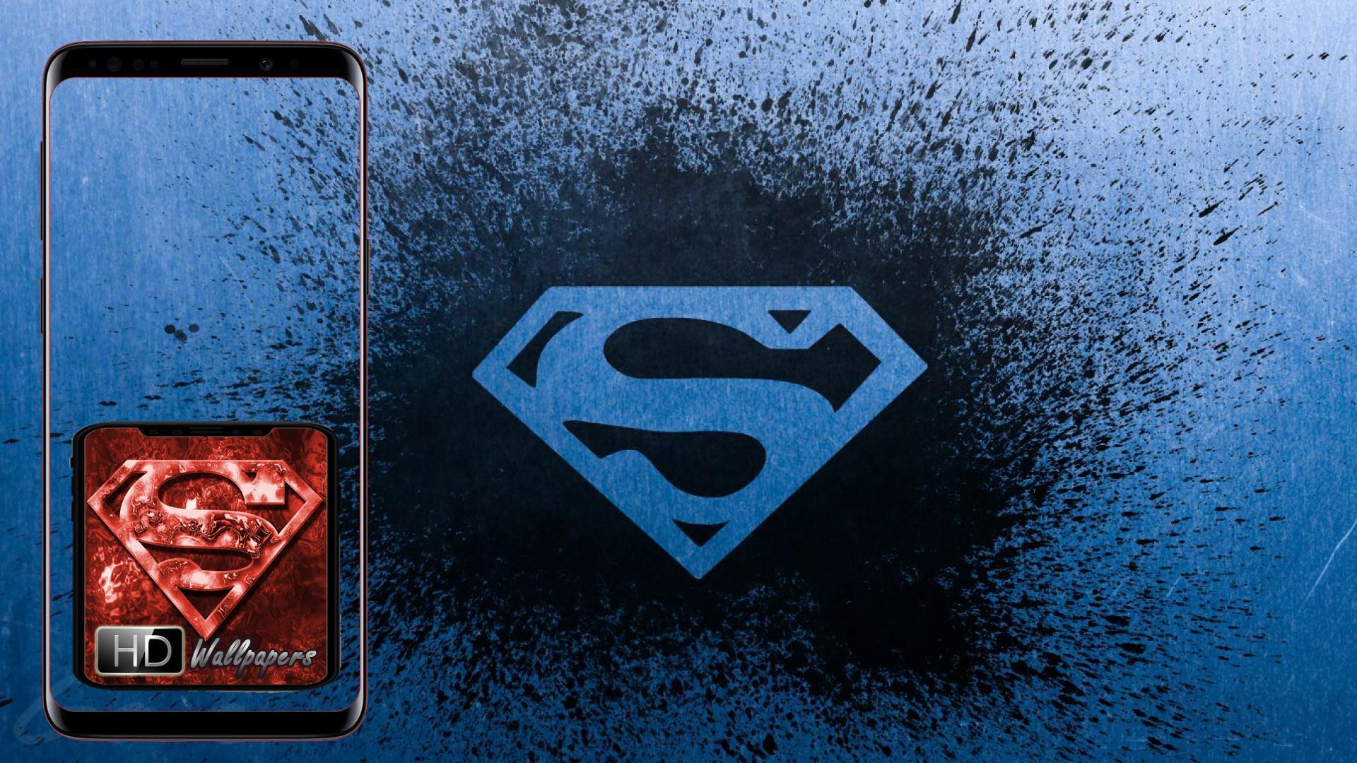Unduh 100+ Wallpaper Hd Android Superman  Gratis