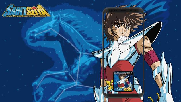 Saint Seiya Wallpapers HD Poster