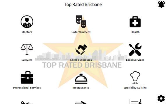 Top Rated Brisbane apk screenshot