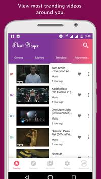 Free Float Tube Video Player poster