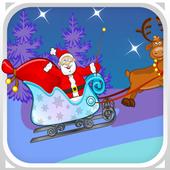 Santa Sky Run icon
